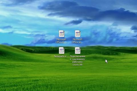 Не запускаются ярлыки Windows XP